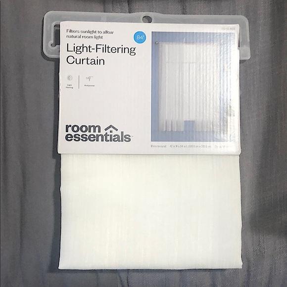 Light filtering curtain